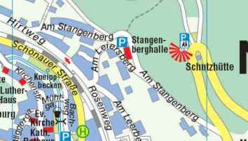 stangenberghalle map 350